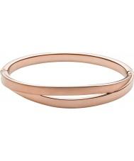 Skagen SKJ0715791 Damer elin steg guld tonen skära ut armband