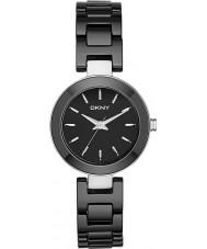 DKNY NY2355 Damer Hope svart keramisk klocka
