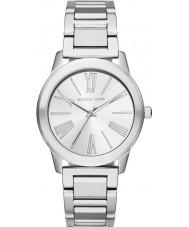 Michael Kors MK3489 Damer hartman silver stål armband klocka