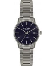 Rotary GB02874-05 Mens klockor avenger blå silver watch