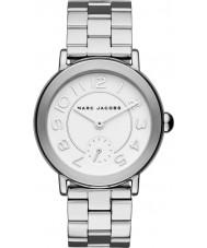 Marc Jacobs MJ3469 Damer Riley silver stål armband klocka