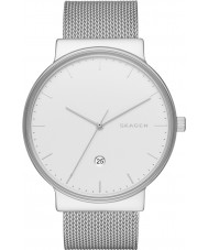 Skagen SKW6290 Mens ancher silver armeringsnät watch
