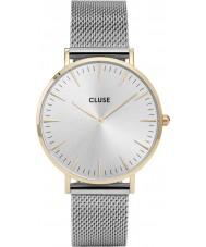 Cluse CL18115 Damer la boheme mesh watch