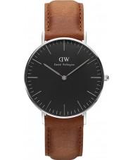 Daniel Wellington DW00100144 Klassiskt svart durham 36mm klocka