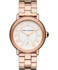 Marc Jacobs MJ3471 Damer Riley ökade guldpläterad armband klocka