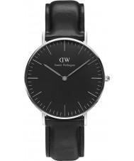 Daniel Wellington DW00100145 Klassiskt svart sheffield 36mm klocka