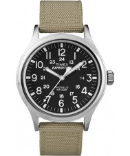 Timex T49962 Mens expedition spana tan klocka