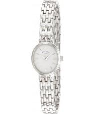 Rotary LB02083-02 Damer klockor vit silver watch