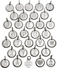 Edblad 116130237-R Charmentity r silver stål små hängande