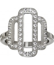 Edblad 31630029-M Damer elvira silver stålring - storlek p (m)