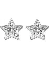 Thomas Sabo H1868-051-14 Ladies zirconia bana stjärnan silver örhängen