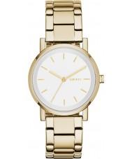 DKNY NY2343 Damer soho guld stål armband klocka