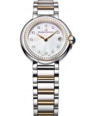 Maurice Lacroix FA1003-PVP23-170-1 Damer fiaba runt två ton klocka med diamanter