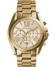 Michael Kors MK5605 Ladies lexington guldpläterad chronographklockan