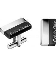 Calvin Klein KJ5RBC210100 Mens boost manschettknappar