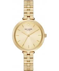 Kate Spade New York 1YRU0858 Ladies Holland guldpläterad armband klocka