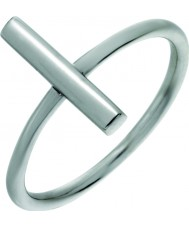 Nordahl Jewellery 125223-56 Damer silver stift ring - storlek p