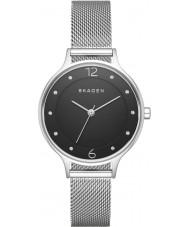 Skagen SKW2473 Damer anita silver armeringsnät armband klock