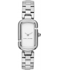 Marc Jacobs MJ3503 Ladies Jacobs silver stål armband klocka