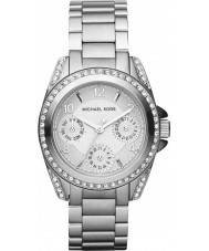 Michael Kors MK5612 Ladies blair silver ton stål watch