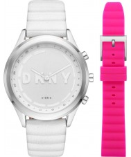 DKNY Minute NYT6103 Ladies woodhaven smartwatch present set