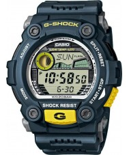 Casio G-7900-2ER Mens g-shock blue digital klocka
