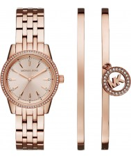 Michael Kors MK3744 Ladies ritz watch present set