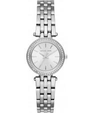 Michael Kors MK3294 Damer mini Darci silver stål armband klocka