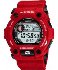 Casio G-7900A-4ER Mens g-shock g-räddning röd klocka