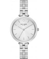 Kate Spade New York 1YRU0859 Ladies Holland silver stål armband klocka