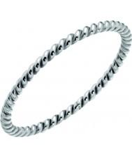 Nordahl Jewellery 125227-58 Damer silver spiral ring - storlek q