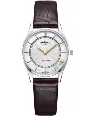Rotary LS08300-02 Ladies ultra slim klocka