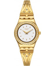 Swatch YSG155G Ladies Golden Path Watch