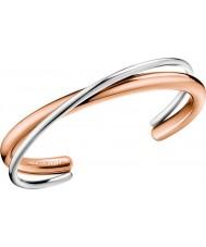 Calvin Klein Dam dubbel armband