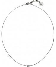 Edblad 31630127 Damer krona dubbla silver stål halsband