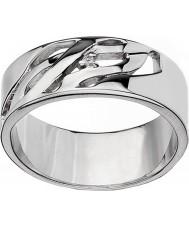 Hot Diamonds DR088-Q Damer ARABESQUE silverring - storlek q