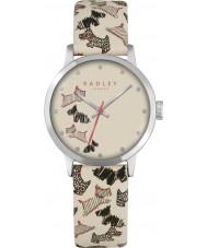 Radley RY2367 Damer Fleet Street grädde läderrem watch