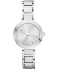 DKNY NY2398 Damer Hope silver stål armband klocka