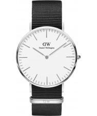 Daniel Wellington DW00100258 Mens klassisk cornwall 40mm klocka