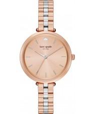 Kate Spade New York 1YRU0860 Ladies Holland ökade guldpläterad armband klocka