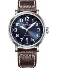Dreyfuss and Co DGS00153-52 Mens 1924 brun läderrem watch
