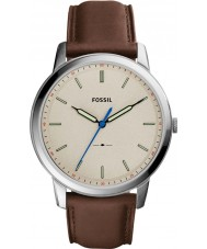 Fossil FS5306 Mens minimalistisk klocka
