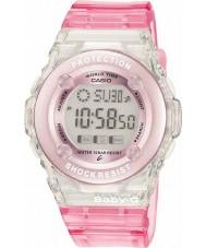 Casio BG-1302-4ER Baby-g rosa chronographklockan