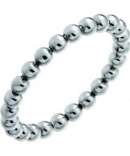 Nordahl Jewellery 125235-54 Damer silver bollar ring - storlek n