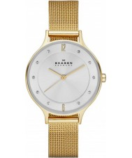 Skagen SKW2150 Damer anita guld mesh watch