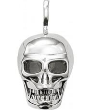 Thomas Sabo PE479-001-12 Mens 925 sterling silver skalle hänge