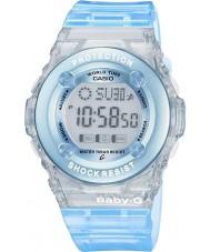 Casio BG-1302-2ER Baby-g blå chronographklockan