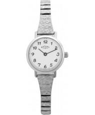 Rotary LBI0761 Damer klockor stål expander armband klocka