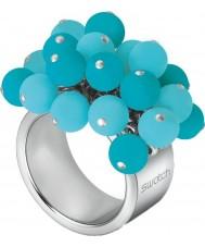 Swatch JRL003-5 Damer älskar explosion turkos ring - storlek J.5