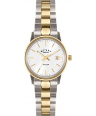 Rotary LB02736-02 Damer klockor avenger två ton guld watch